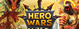 Hero Wars Gift Codes